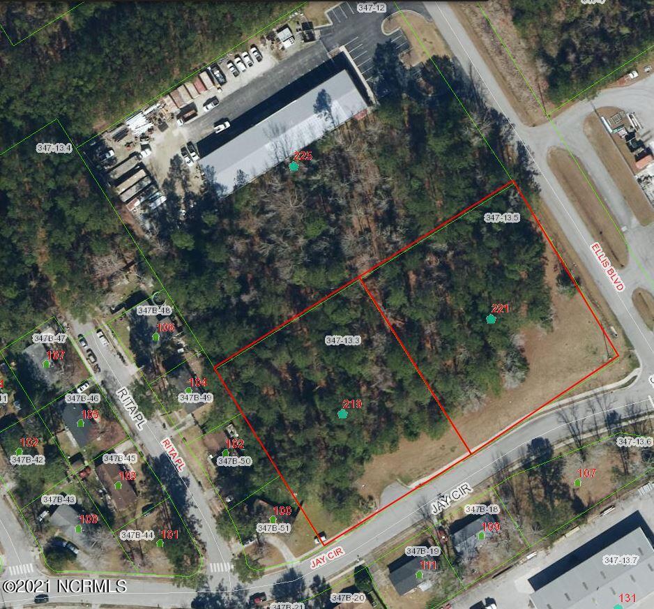 0 Ellis Boulevard, Jacksonville, North Carolina 28540, ,For sale,Ellis,100277461