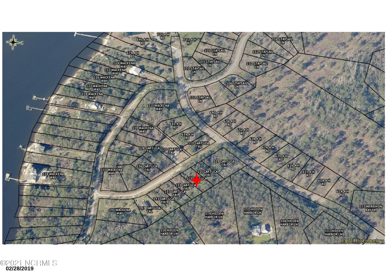 123 Cartuca Trail, Beaufort, North Carolina 28516, ,Residential land,For sale,Cartuca,100277485