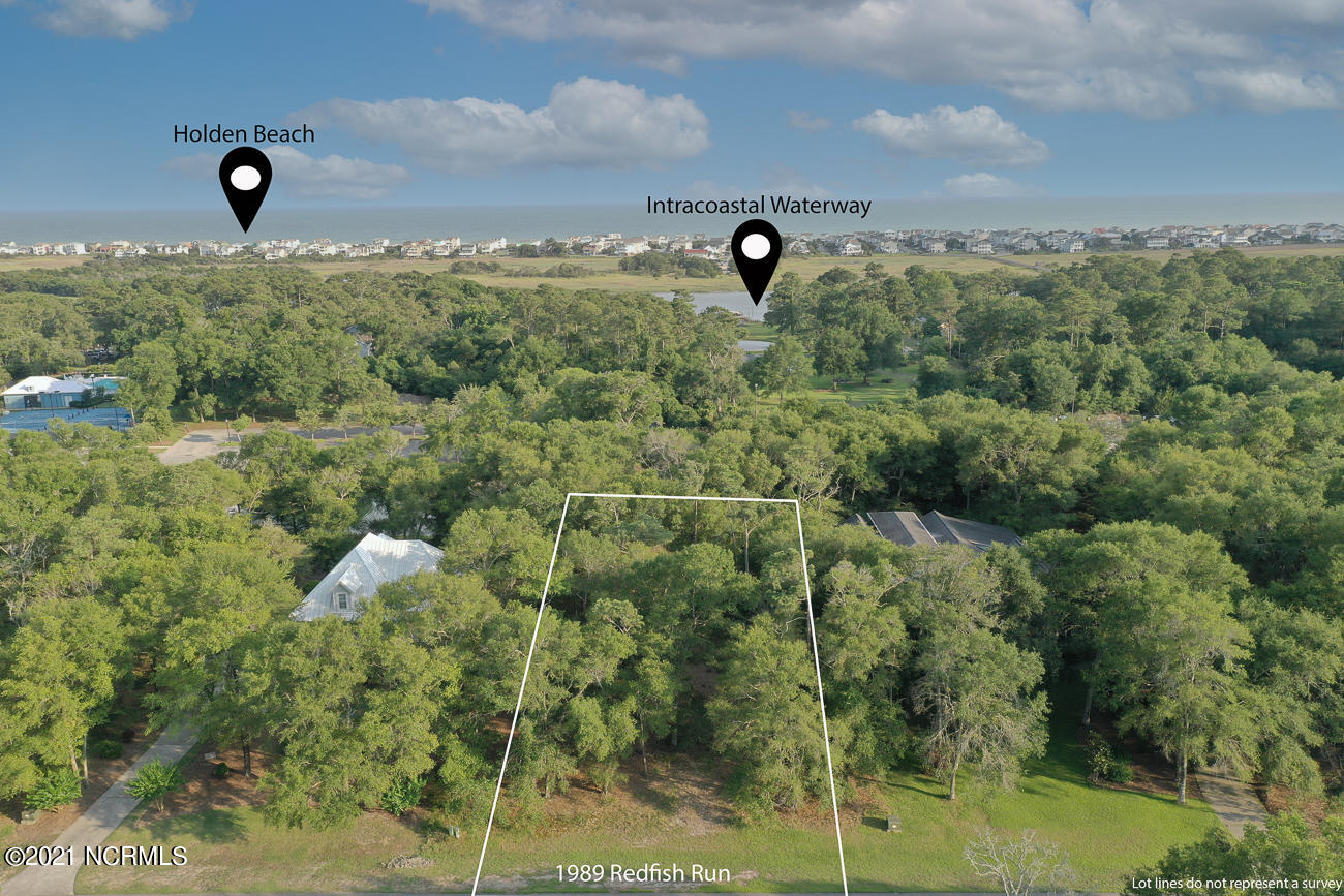 1989 Redfish Run, Supply, North Carolina 28462, ,Residential land,For sale,Redfish,100277540