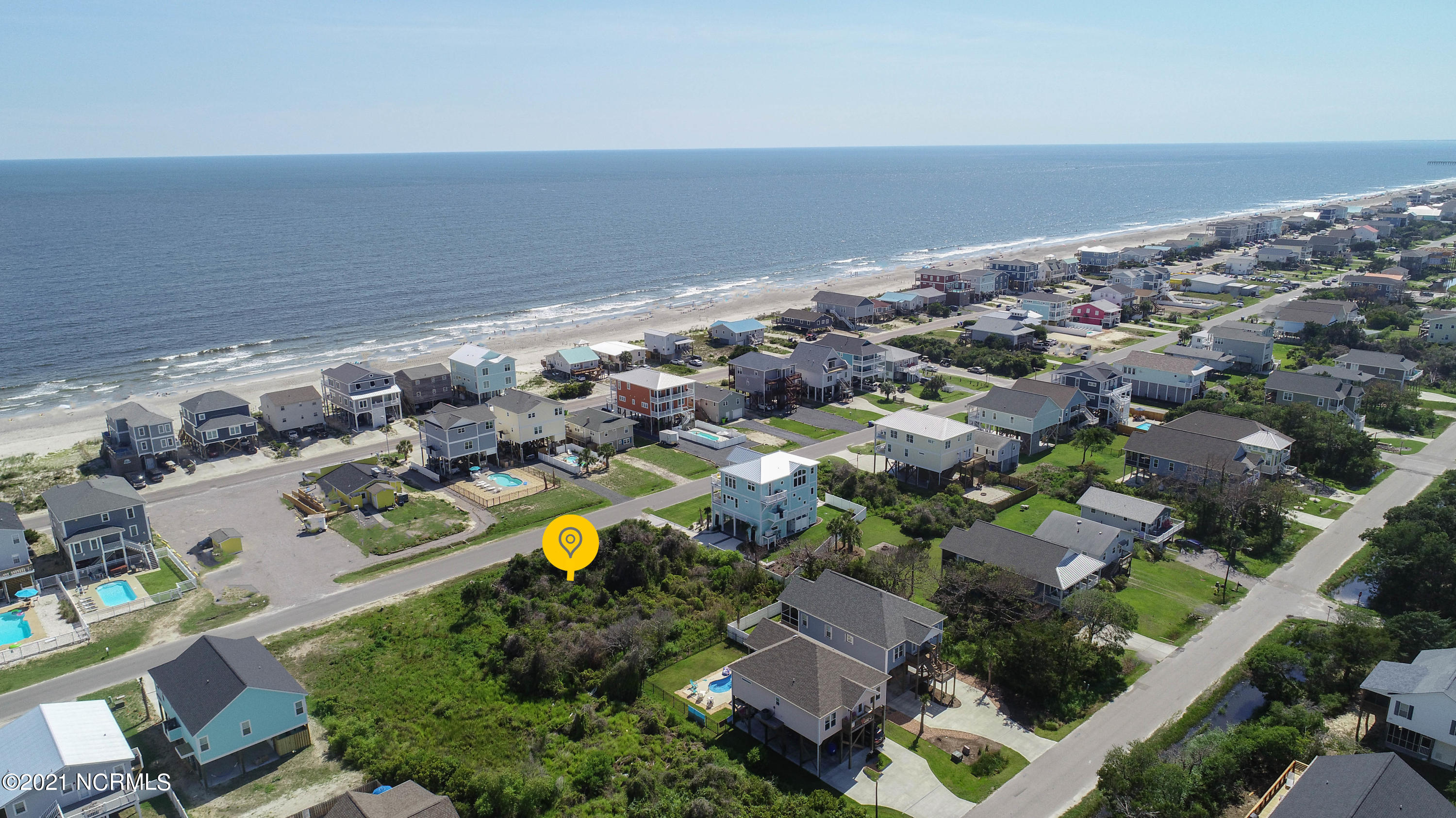 4318 Dolphin Drive, Oak Island, North Carolina 28465, ,Residential land,For sale,Dolphin,100277763