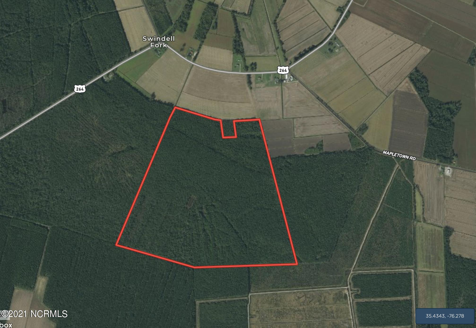 Off Us Hwy 264, Swanquarter, North Carolina 27885, ,Timberland,For sale,Us Hwy 264,100277744