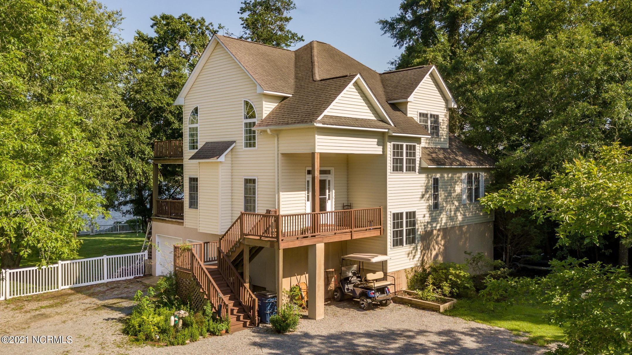 245 Bath Creek Landing Road, Bath, North Carolina 27808, 3 Bedrooms Bedrooms, 8 Rooms Rooms,2 BathroomsBathrooms,Single family residence,For sale,Bath Creek Landing,100277834