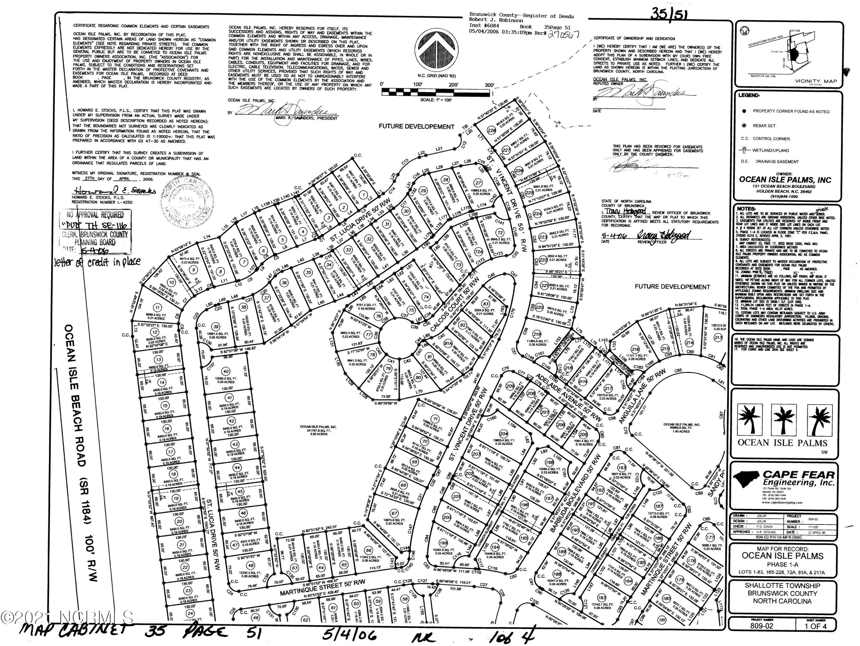 1534 St Vincent Drive, Shallotte, North Carolina 28470, ,Residential land,For sale,St Vincent,100277307