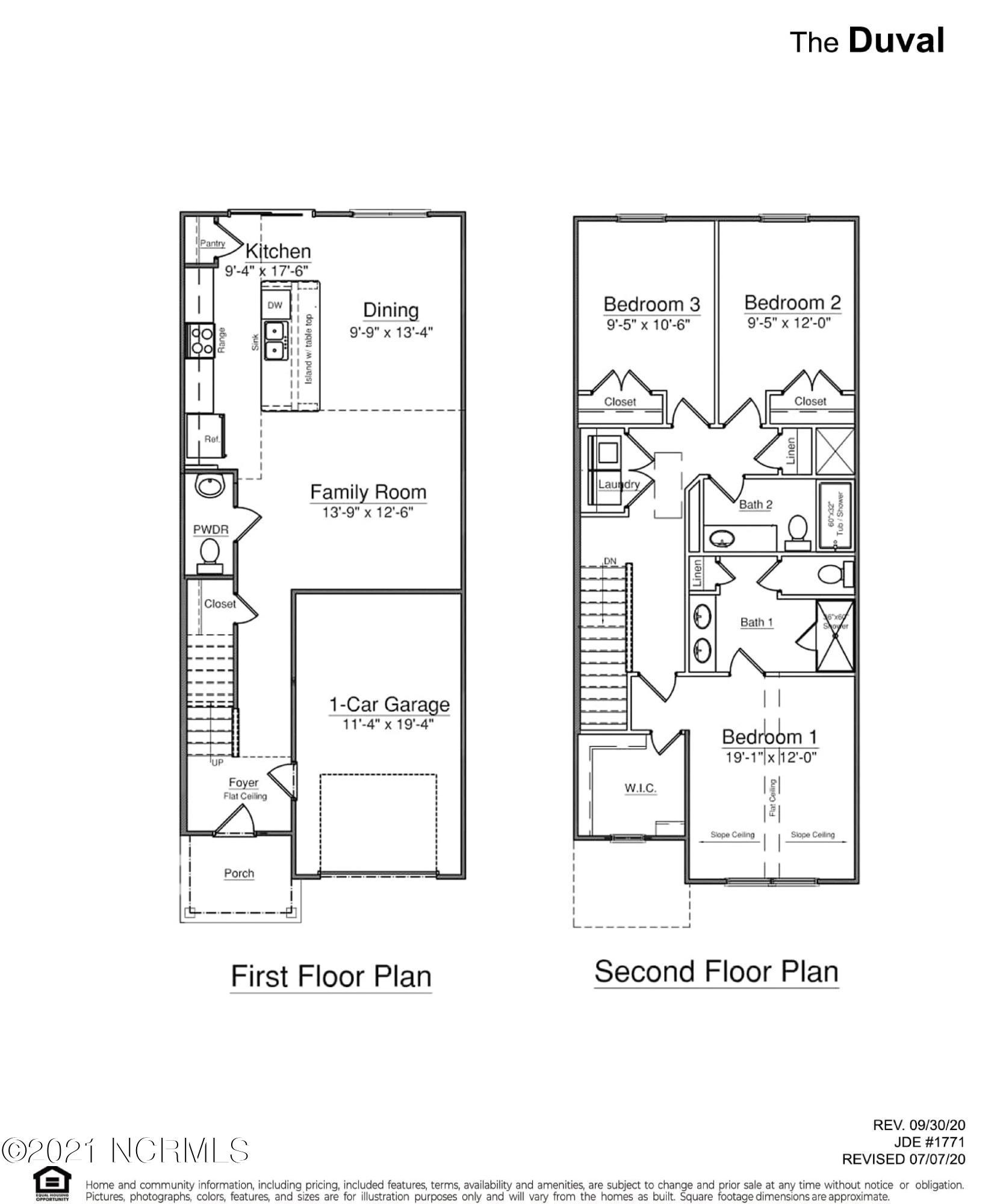 7630 Knightbell Circle, Leland, North Carolina 28451, 3 Bedrooms Bedrooms, 6 Rooms Rooms,2 BathroomsBathrooms,Townhouse,For sale,Knightbell,100278420