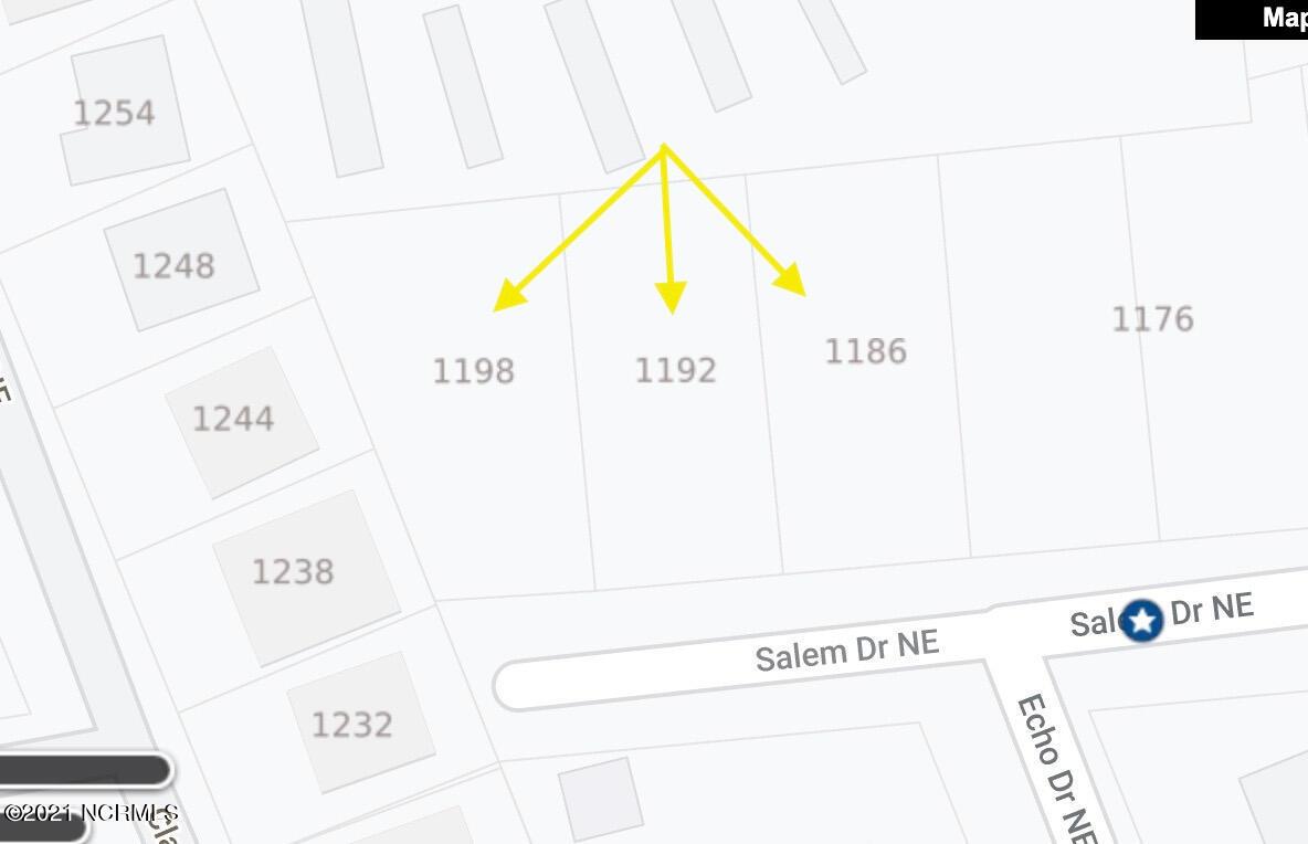 1186 Salem Drive, Leland, North Carolina 28451, ,Residential land,For sale,Salem,100278568