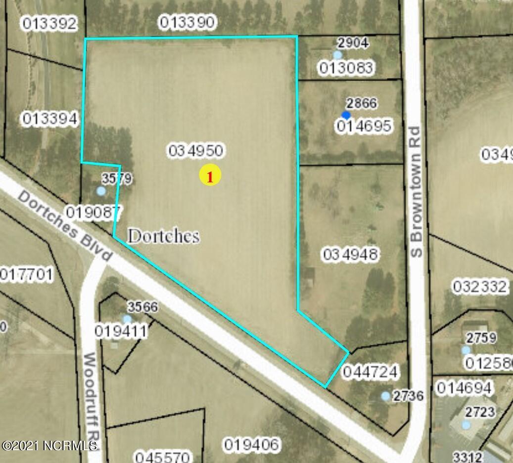 Lot 1 Dortches Boulevard, Dortches, North Carolina 27804, ,Agriculture,For sale,Dortches,100279388