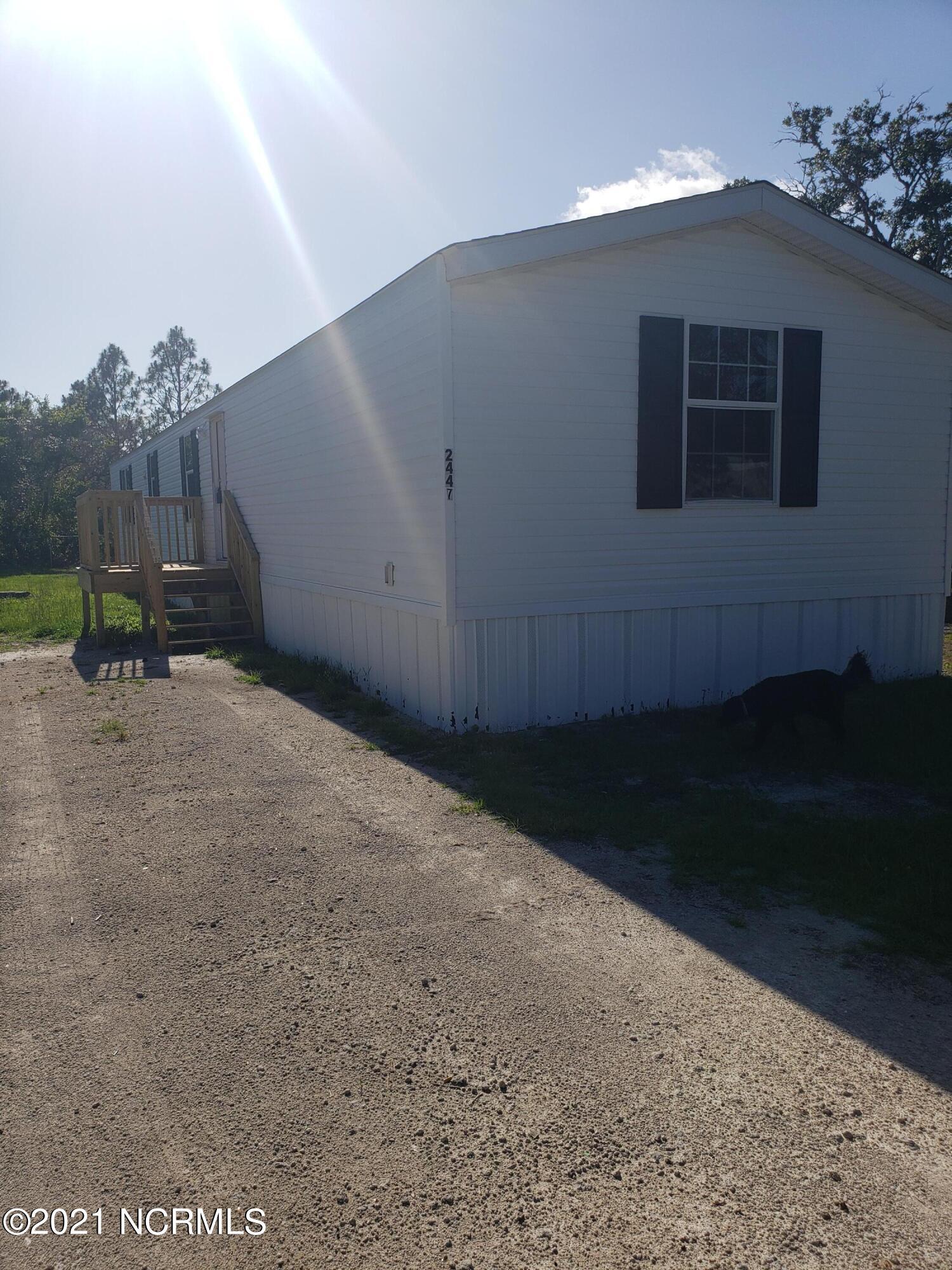 2447 Burgaw Street, Supply, North Carolina 28462, 3 Bedrooms Bedrooms, 5 Rooms Rooms,2 BathroomsBathrooms,Manufactured home,For sale,Burgaw,100275289