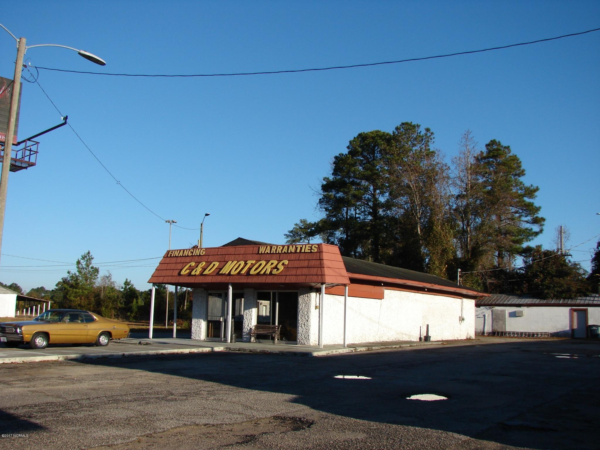 2227 Lejeune Boulevard, Jacksonville, North Carolina 28546, ,For sale,Lejeune,100278955