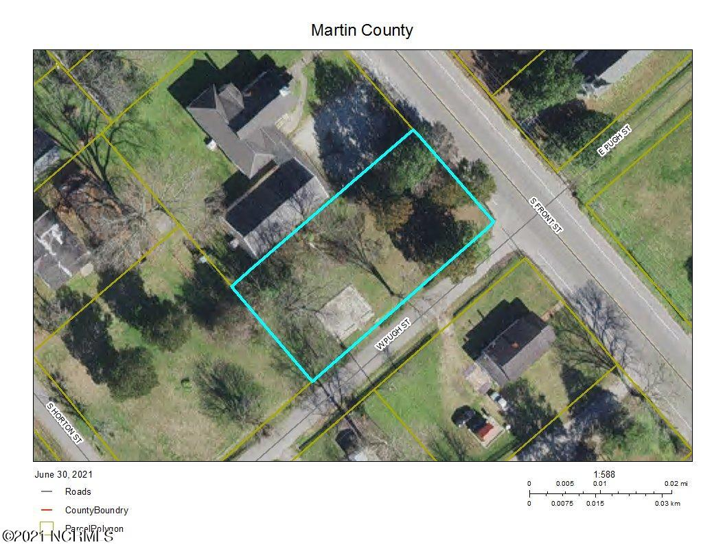 206 Front Street, Hamilton, North Carolina 27840, ,Residential land,For sale,Front,100279253