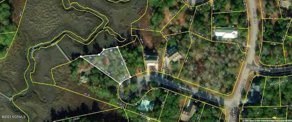 614 Cottage Point Way, Southport, North Carolina 28461, ,Residential land,For sale,Cottage Point,100279121