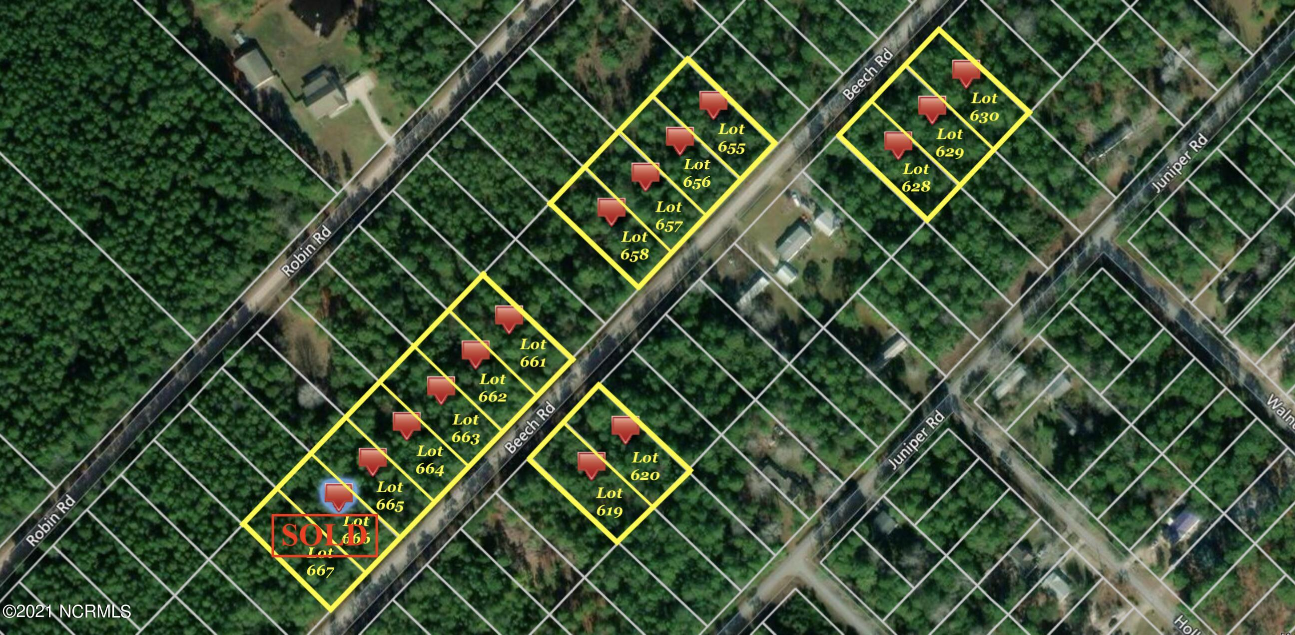14 Lots Beech Road, Southport, North Carolina 28461, ,Residential land,For sale,Beech,100179475