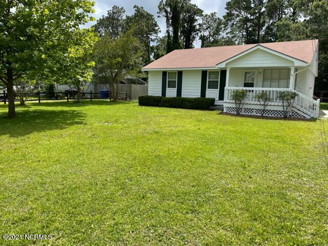 2849 Easy Street, Newport, North Carolina 28570, 3 Bedrooms Bedrooms, 6 Rooms Rooms,1 BathroomBathrooms,Single family residence,For sale,Easy,100284099