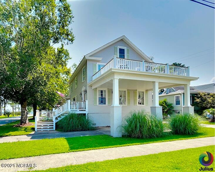 275 Riverview, Belhaven, North Carolina 27810, 3 Bedrooms Bedrooms, 11 Rooms Rooms,3 BathroomsBathrooms,Single family residence,For sale,Riverview,100282987