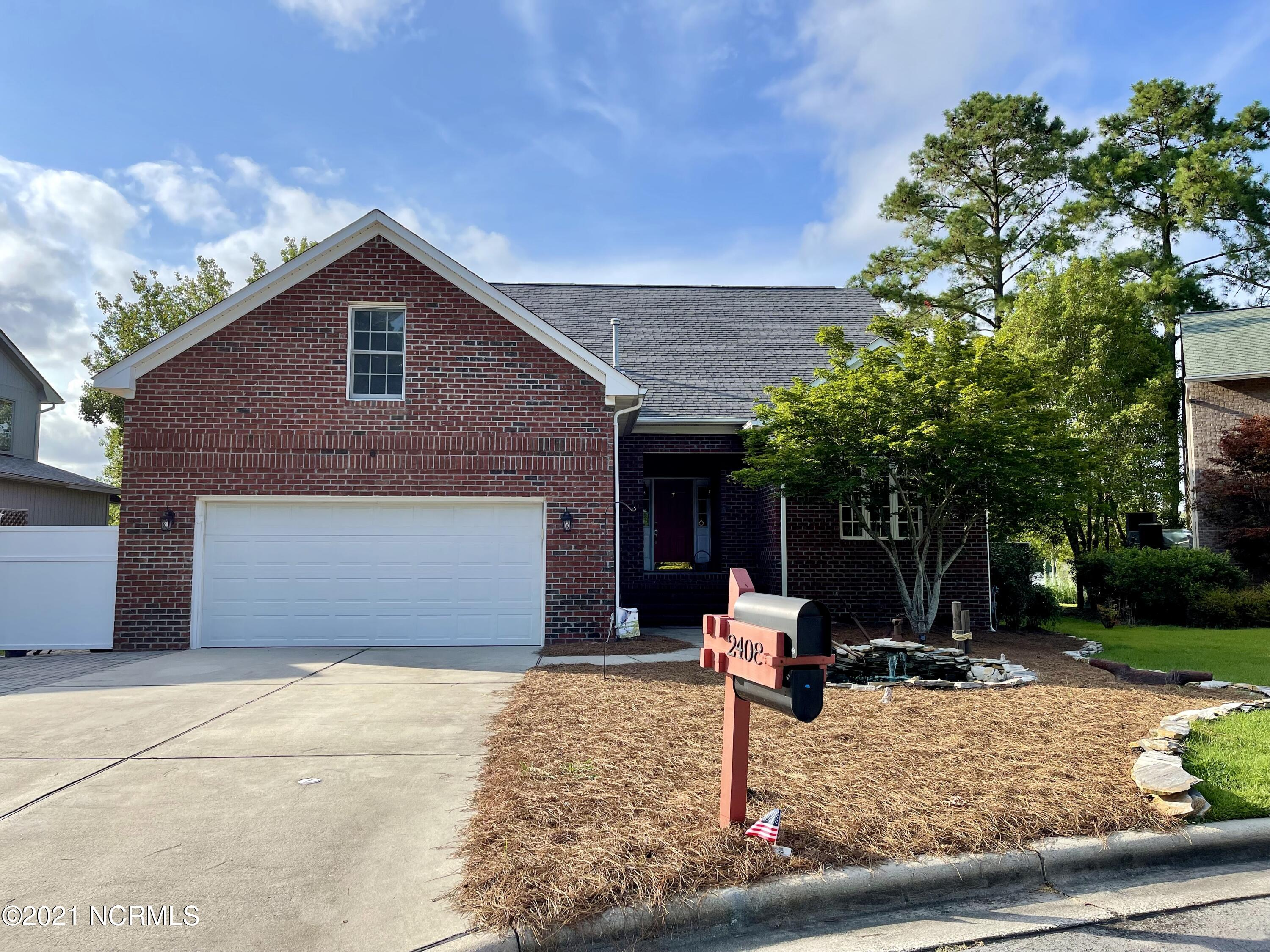 2408 Turtle Bay Drive, New Bern, North Carolina 28562, 3 Bedrooms Bedrooms, 7 Rooms Rooms,3 BathroomsBathrooms,Single family residence,For sale,Turtle Bay,100282997