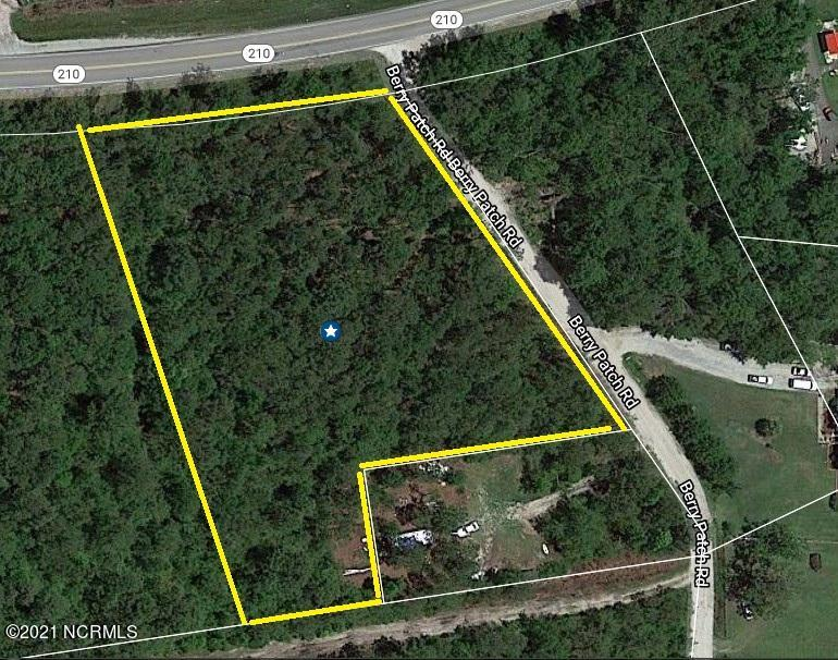 1 Berry Patch Road, Hampstead, North Carolina 28443, ,Residential land,For sale,Berry Patch,100284071