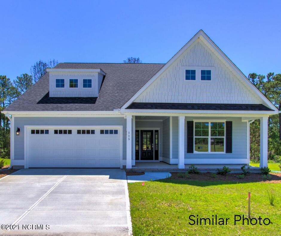 229 Twining Rose Lane, Holly Ridge, North Carolina 28445, 4 Bedrooms Bedrooms, 8 Rooms Rooms,3 BathroomsBathrooms,Single family residence,For sale,Twining Rose,100284304