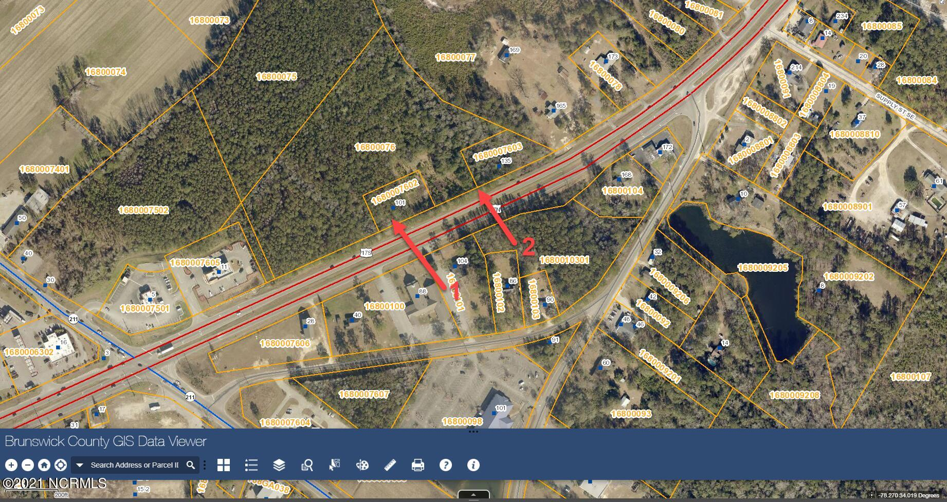 18.57 Ocean Highway, Supply, North Carolina 28462, ,Commercial/industrial,For sale,Ocean,100284227