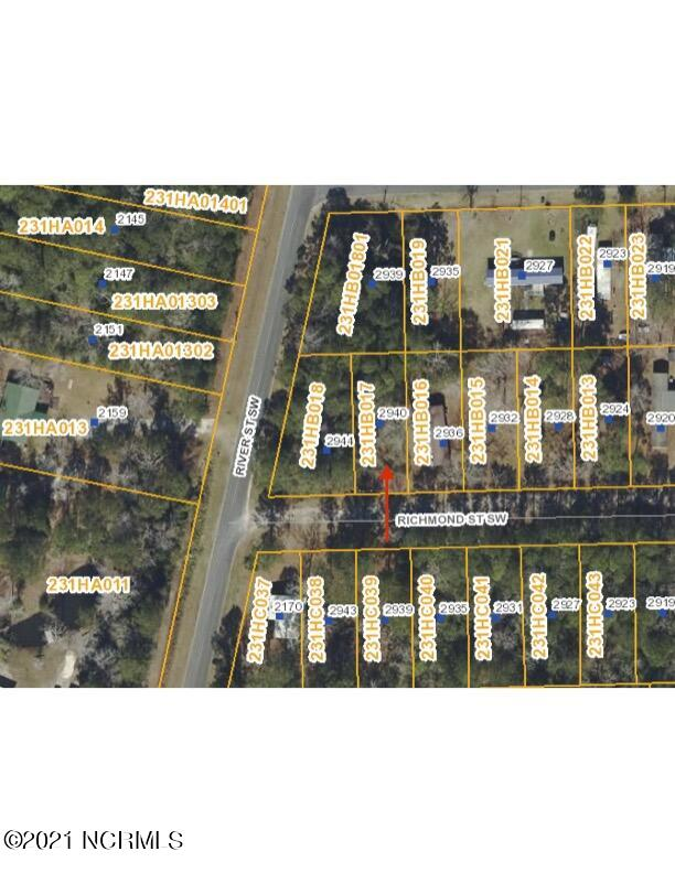 2940 Richmond Street, Supply, North Carolina 28462, ,Residential land,For sale,Richmond,100284630