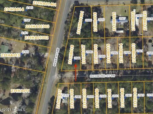 2944 Richmond Street, Supply, North Carolina 28462, ,Residential land,For sale,Richmond,100284631