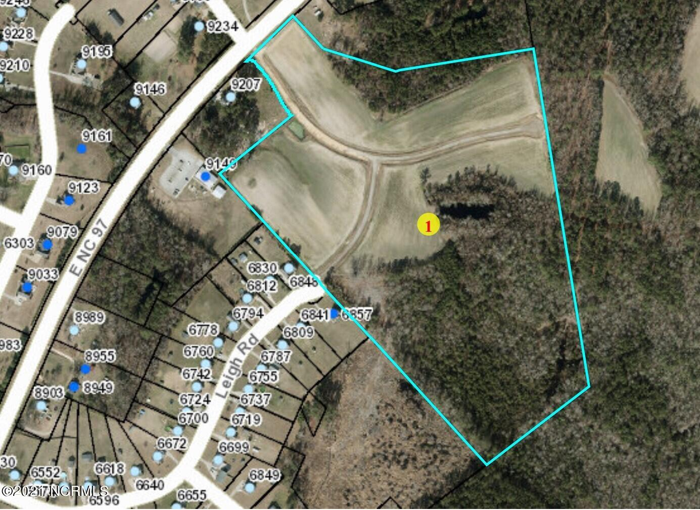 Rocky Mount, North Carolina 27803, ,Residential land,For sale,100284967