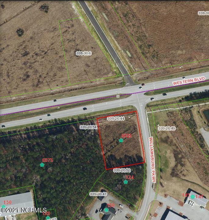 6025 Western Boulevard, Jacksonville, North Carolina 28546, ,For sale,Western,100285245