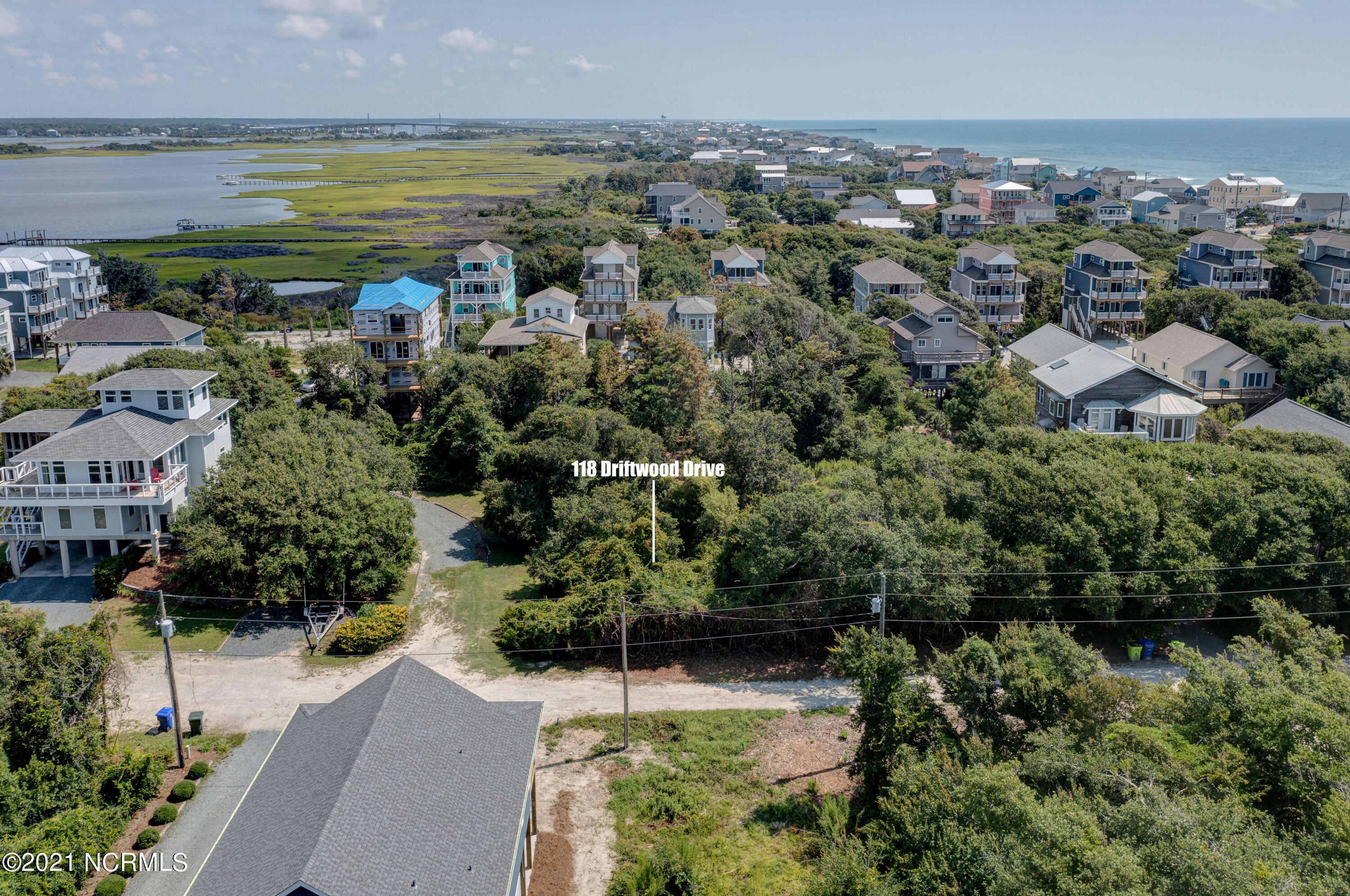 118 Driftwood Drive, Surf City, North Carolina 28445, ,Residential land,For sale,Driftwood,100285679