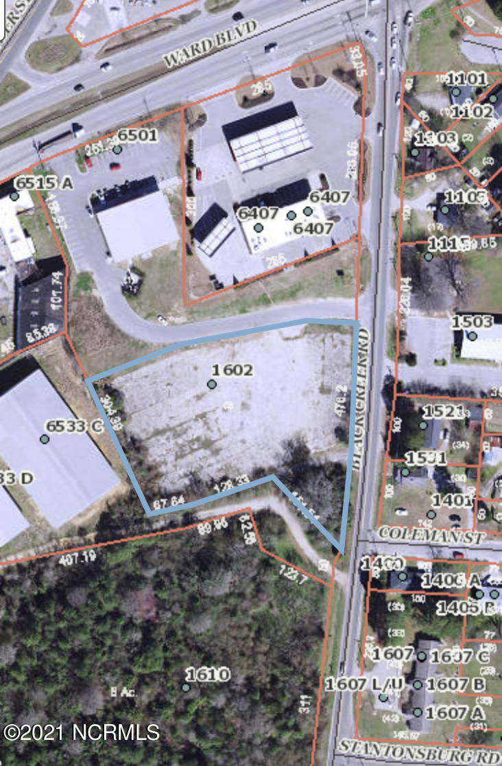 1602 Black Creek Road, Wilson, North Carolina 27893, ,Commercial/industrial,For sale,Black Creek,100285551