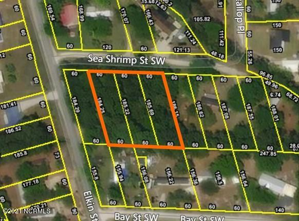 1029 Sea Shrimp Street, Supply, North Carolina 28462, ,Residential land,For sale,Sea Shrimp,100286070