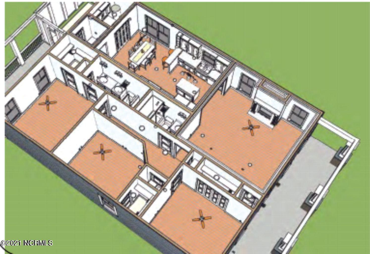 1501 Oak Island Drive, Oak Island, North Carolina 28465, 3 Bedrooms Bedrooms, 7 Rooms Rooms,2 BathroomsBathrooms,Single family residence,For sale,Oak Island,100285950