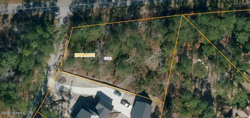 5206 Walden Court, Southport, North Carolina 28461, ,Residential land,For sale,Walden,100286103