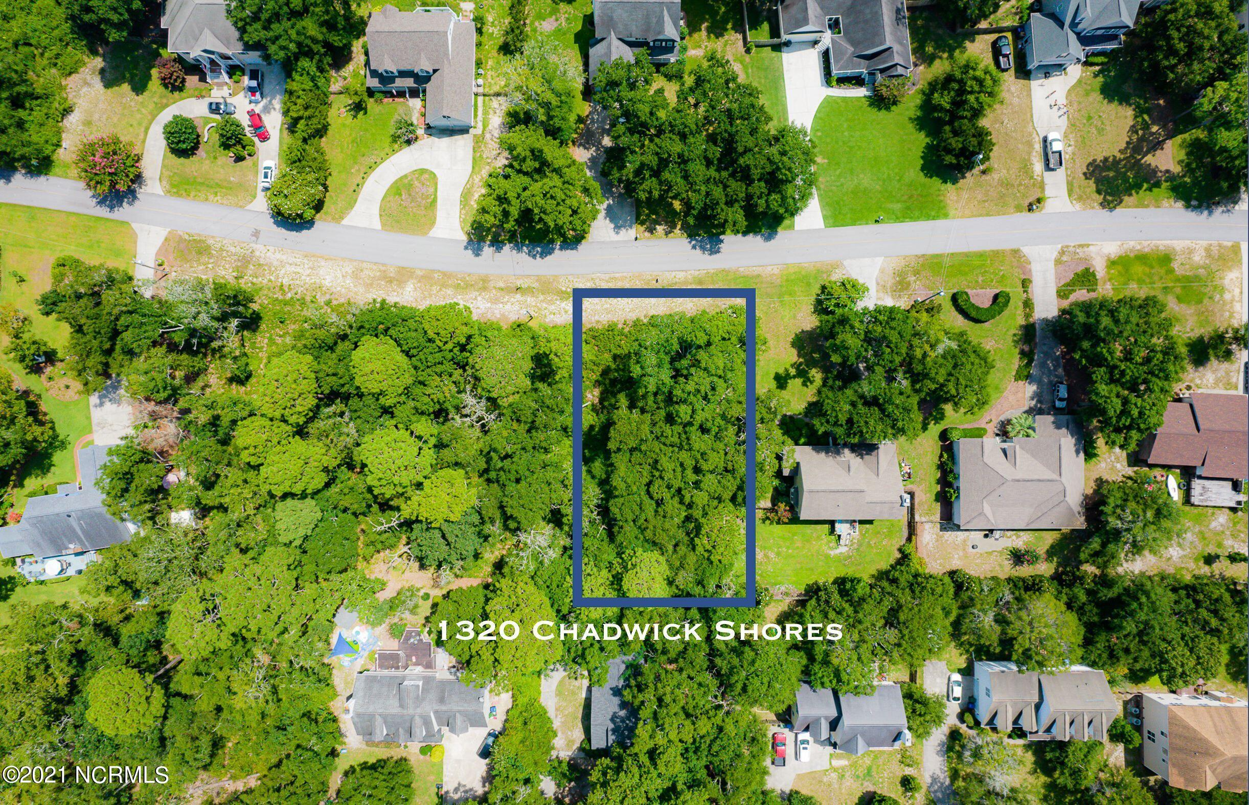 1320 Chadwick Shores Drive, Sneads Ferry, North Carolina 28460, ,Residential land,For sale,Chadwick Shores,100285912