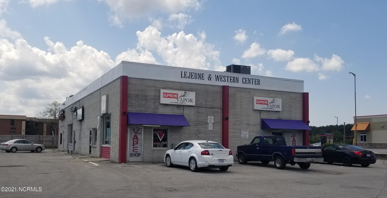 93 Western Boulevard, Jacksonville, North Carolina 28546, ,For sale,Western,100286210
