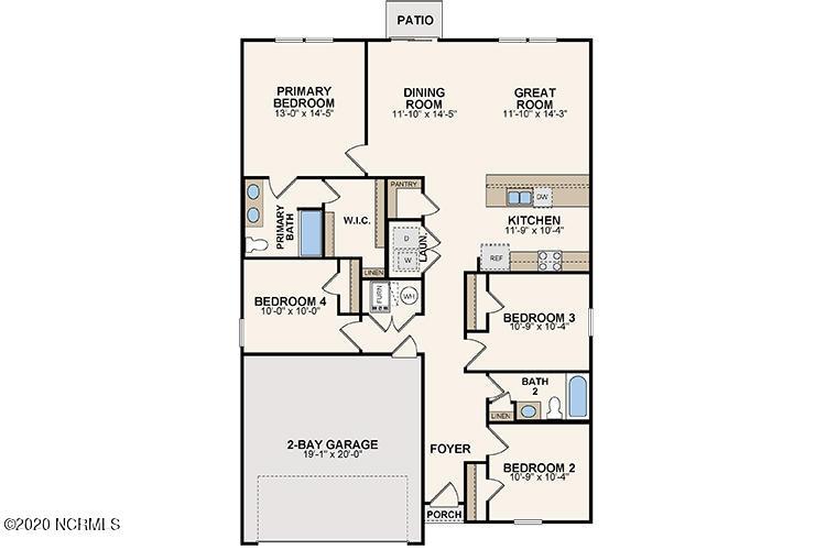 720 Ruston Drive, Bolivia, North Carolina 28422, 4 Bedrooms Bedrooms, 7 Rooms Rooms,2 BathroomsBathrooms,Single family residence,For sale,Ruston,100286316