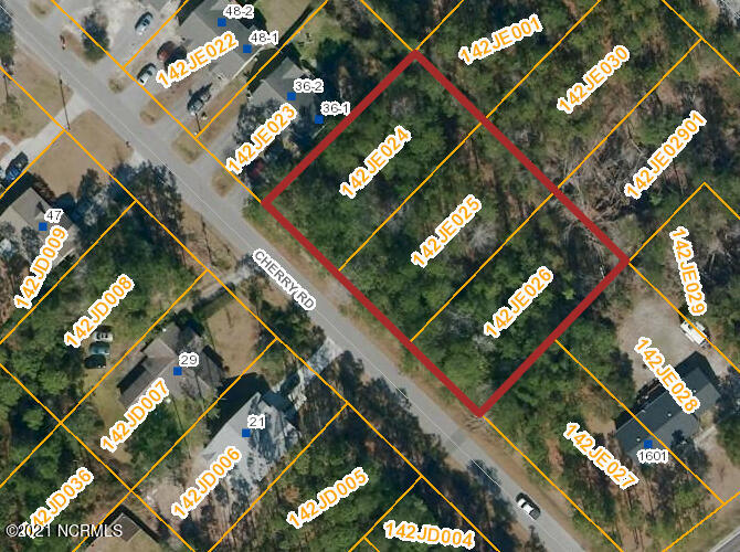 Lots 3-5 Cherry Road, Boiling Spring Lakes, North Carolina 28461, ,Residential land,For sale,Cherry,100286323