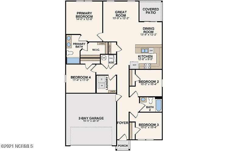 708 Ruston Drive, Bolivia, North Carolina 28422, 4 Bedrooms Bedrooms, 7 Rooms Rooms,2 BathroomsBathrooms,Single family residence,For sale,Ruston,100286338