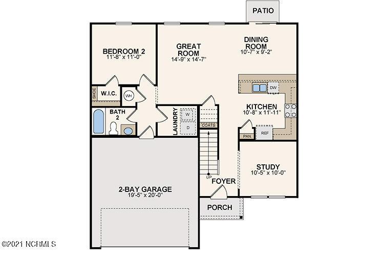 721 Ruston Drive, Bolivia, North Carolina 28422, 1 Bedroom Bedrooms, 10 Rooms Rooms,4 BathroomsBathrooms,Single family residence,For sale,Ruston,100286347