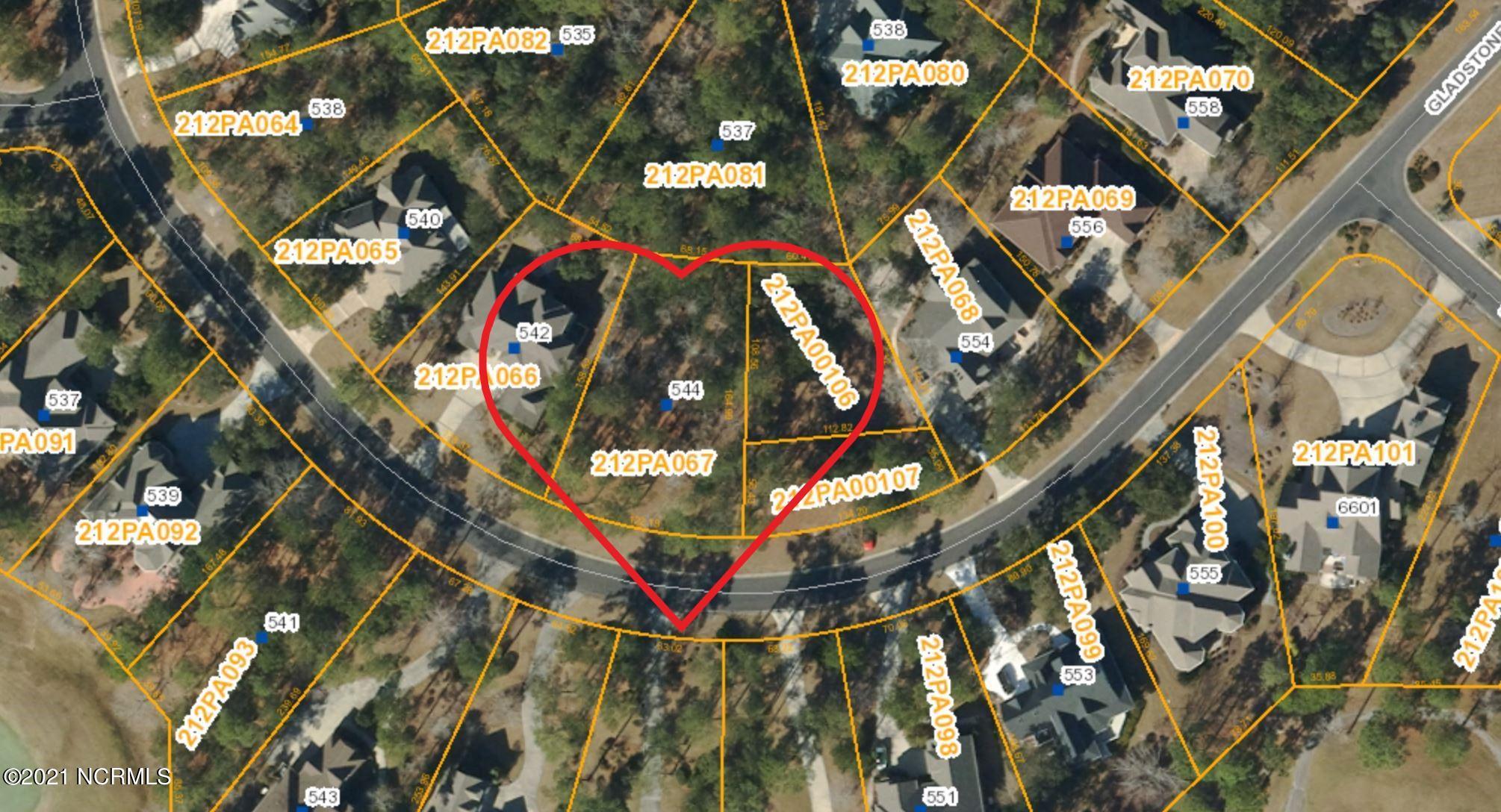 544 Gladstone Circle, Ocean Isle Beach, North Carolina 28469, ,Residential land,For sale,Gladstone,100286375