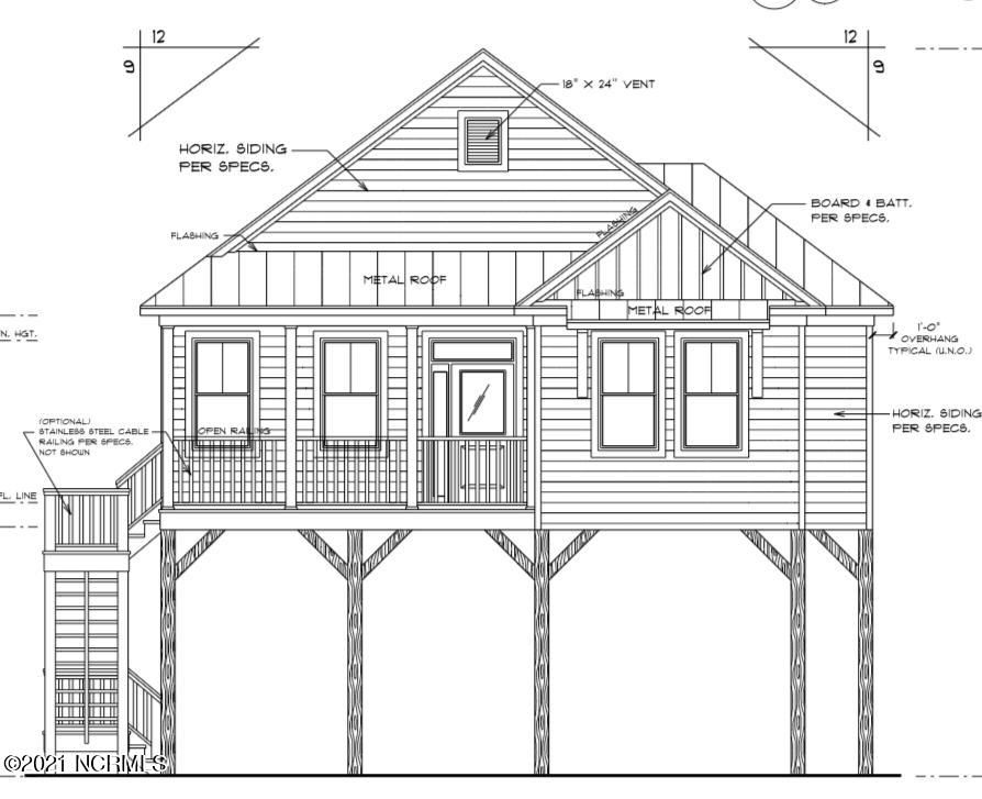 329 48th Street, Oak Island, North Carolina 28465, 3 Bedrooms Bedrooms, 6 Rooms Rooms,2 BathroomsBathrooms,Single family residence,For sale,48th,100286498