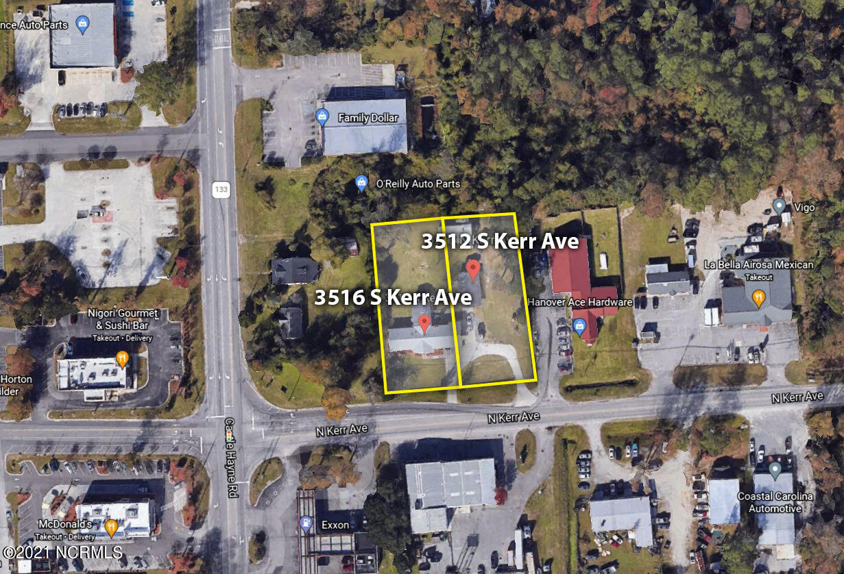 3516 Kerr Avenue, Wilmington, North Carolina 28405, ,For sale,Kerr,100286513