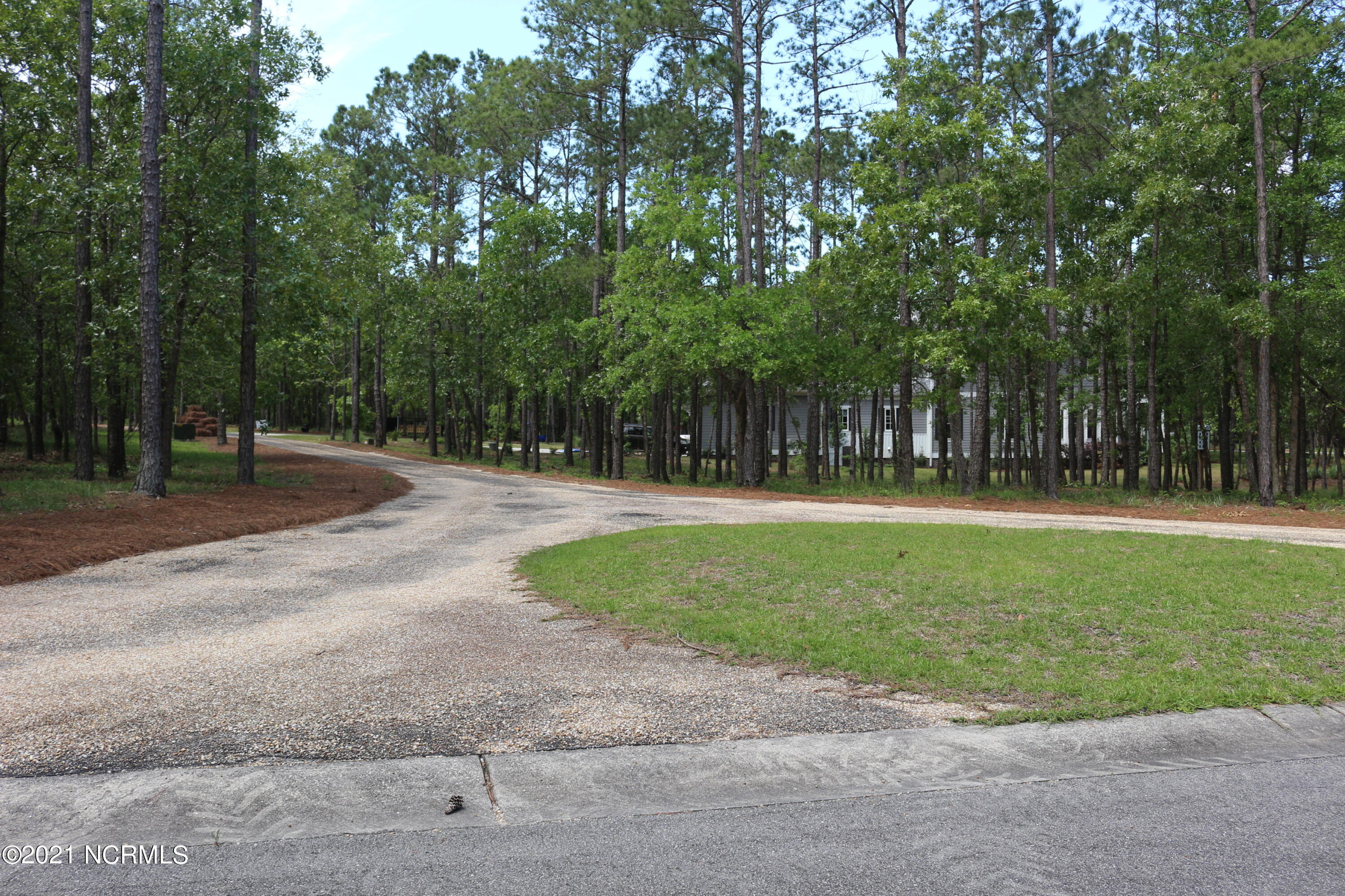 Access to driveways