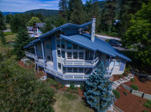 Icicle Creek Waterfront Home