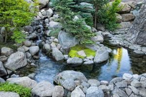 4 Seasonal Waterfall