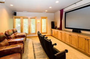 26 Theater Room