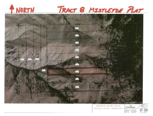 Tract 8 Aerial map Photo