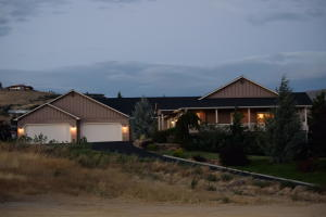 Erickson West Elevation evening - Copy -