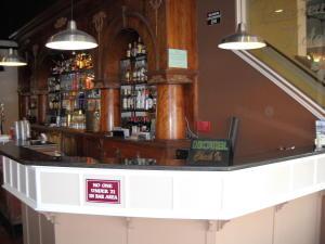 Hostess Counter