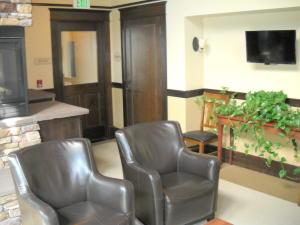 Hotel Greeting Area