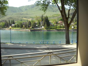 View of Lake & Park