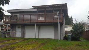 Apt above garage