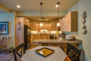 51 Lower Level Kitchen DSC_0385Blended
